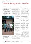 Norddeutsche Mission - Projekte 2003 - Seite 6