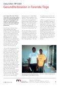 Norddeutsche Mission - Projekte 2003 - Seite 7