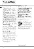 Istruzioni per l'uso - Page 6