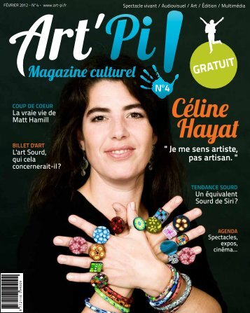 Céline Hayat - Art'Pi