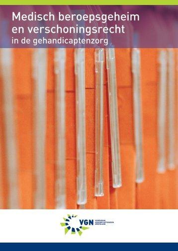 Medisch beroepsgeheim en verschoningsrecht - Van Doorne
