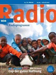 Radioprogramm - WDR.de