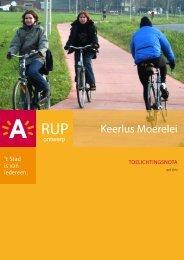 Keerlus Moerelei - Stad Antwerpen