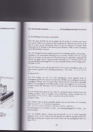 Boelen, Jan Francis, 'Betrekkingen met andere maatstelsels'