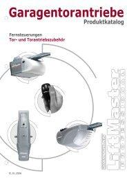 LiftMaster Katalog - Garagentorantriebe 2006.pdf - Nothnagel