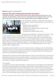 Naturpark Hohe Mark: Westmünsterland findet neue Partner - wm.tv ...