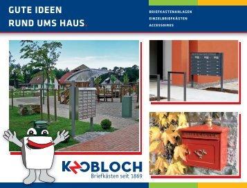 Max Knobloch Katalog - Nothnagel