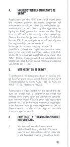 Universiteit Stellenbosch NNT-riglyne - Page 6