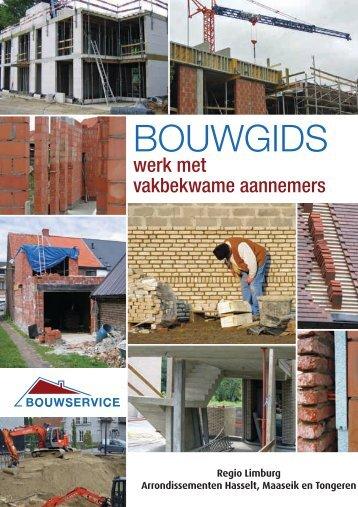 BOUWGIDS - Bouwservice