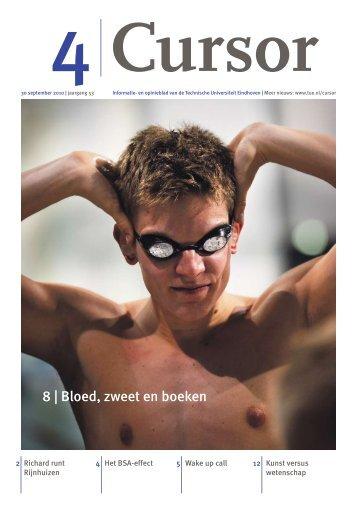 8 | Bloed, zweet en boeken - Technische Universiteit Eindhoven