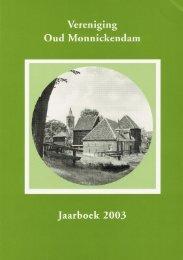 archief/Jaarboeken/Jaarboek VOM-2003.pdf - Vereniging Oud ...