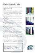 Alu-Schiebetore EntraSec - nowotnik-metall.de - Seite 2