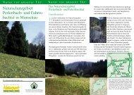 Naturschutzgebiet Perlenbach- und Fuhrts- bachtal in ... - Blog.de