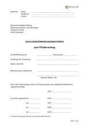 download als pdf - NRW-Stiftung