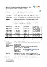 Delmenhorster Sommercup 2012 - NTB