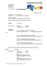 Ausschreibung Landeseinzelmeisterschaften 2013Seite 1 von ... - NTB