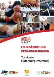 Turnkreis Rotenburg (Wümme) - NTB