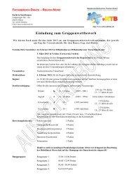 Ausschreibung Nordentscheid 2013 WB - NTB