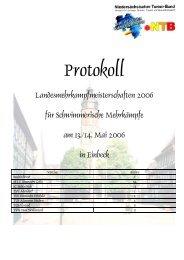 Protokoll - NTB
