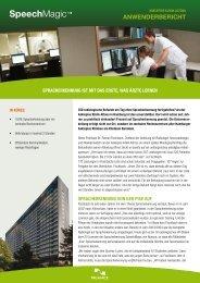 Asklepios Klinik Altona - Nuance