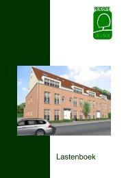 Lastenboek - Consept Bouwgroep