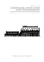 Brochure Linkerveugel Oude Veeartsenschool - FirstImmo
