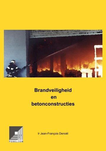 Brandveiligheid en betonconstructies - Febelcem