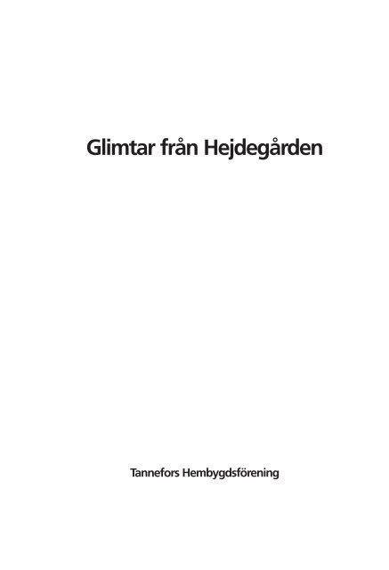 Liv &Lngtan - Svenska kyrkan