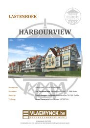 HARBOURVIEW - Immo Vlaemynck