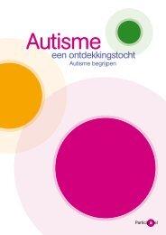 brochure 'Autisme begrijpen' - Participate!