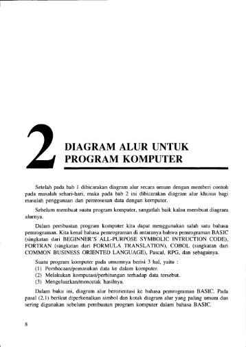 Alur magazines diagram alur untuk program komputer elearning ccuart Image collections
