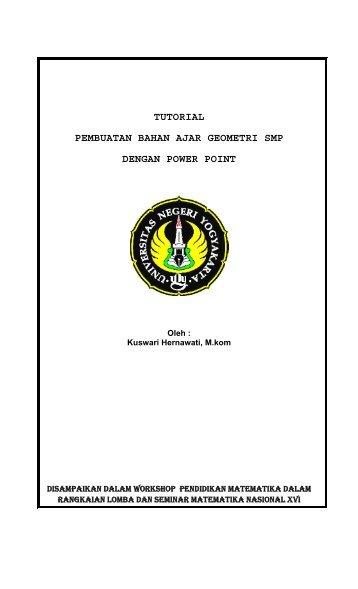 PPM Pelatihan Powerpoint - Staff UNY