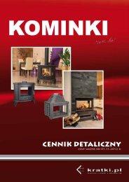 Katalog cennik detaliczny - Kratki.pl