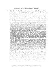 Genealogie van het geslacht Röhling – Roeling - Sebastiaan Roeling