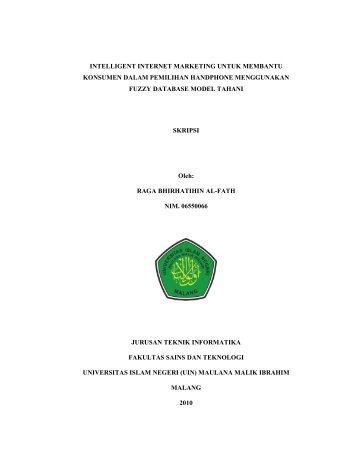 Raga Bhirhatihin A. 06550066 - Digilib UIN Malang