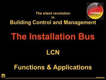 LCN Applications - NuMOV