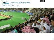 Stadium design for Qatar 2022 - adaptable - NuMOV