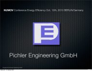 Pichler Engineering GmbH - NuMOV
