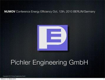 Pichler Engineering GmbH - NuMOV