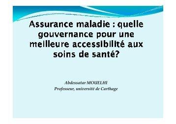 Abdessatar MOUELHI Professeur, université de Carthage - NuMOV