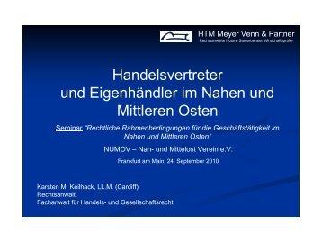 Handelsvertreterrecht-Eigenhändler_ K.M. Keilhack - NuMOV