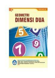 Geometri Dimensi Dua - Jogja Belajar