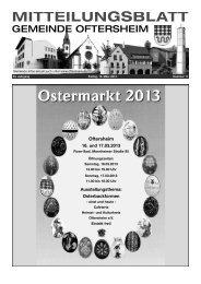Oftersheim - Nussbaum Medien