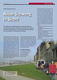 Neuer Schwung in Sicht? - Nodig-Bau.de