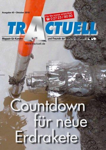 Ausgabe 45 • Oktober 2010 - Nodig-Bau.de