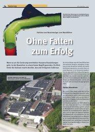 Ohne Falten zum Erfolg - Nodig-Bau.de