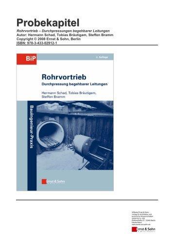 Probekapitel - Nodig-Bau.de