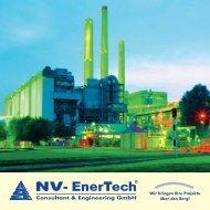 Wir bringen Ihre Projekte über den Berg! - NV-EnerTech GmbH