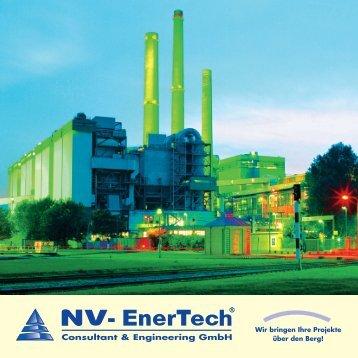 NV_Newsletter2011/2012 (Page 1) - NV-EnerTech GmbH
