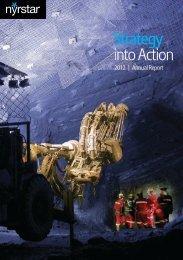 Annual Report 2012 - Nyrstar